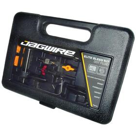 Jagwire Elite DOT Entlüftungsset inkl. Adapter SRAM/Formula/Hayes/Hope black/yellow